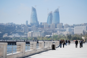 Baku Yesterday: Bin Laden? Bin Laden who?